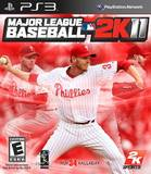 Major League Baseball 2K11 (PlayStation 3)